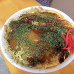 お好み焼きし - 料理写真: