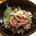 浅野屋 - さんまタタキ丼