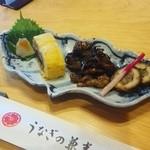 うなぎの兼光 - 八幡巻・肝焼・う巻き