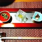 磯辺亭 - 会席料理のスタート‼