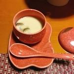 磯辺亭 - 茶碗蒸し✨