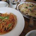 ロッタカフェ - 料理写真: