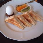 kafeo-tsu- - 卵サンド