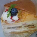 リビエール - ミルクレープ・チーズケーキ