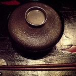 日本料理 時宜 - お椀