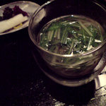 日本料理 時宜 - 稲庭!