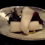 日本料理 時宜 - 漬け物盛り合わせ