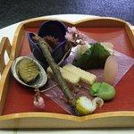 日本料理「魚清」 - 八寸