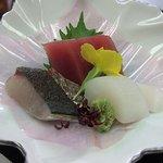 日本料理「魚清」 - お造り