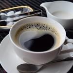 グランソリーゾ - コーヒー