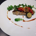 レストラン ノリ エ ノジ - メイン魚