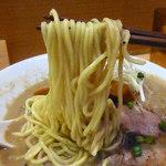 麺屋 極鶏 - 極鶏 鶏だく(700円)