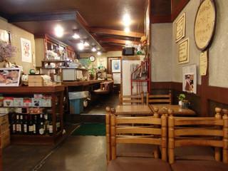 コーヒー長谷川 - 店内の様子
