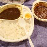 カレーハウス・キッチンY - キーマカレー弁当