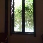 緑蔭洞 - 午後の陽射しをながめて銘水でいれた珈琲