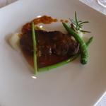 レストランフォレスト - 壱岐牛モモ肉のステーキ