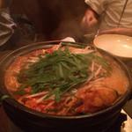 赤から - 辛さ10の鍋