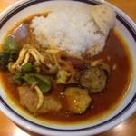 ブラザー - チキン野菜カレー