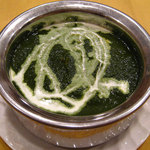 花菜 - サグチキン