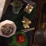 41911522 - 琉球珍味オードブル