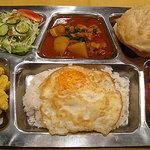 花菜 - ネパールタリー