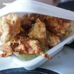 ヤムヤム - 料理写真:ザンギ弁当(もも