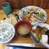 Inakatei - 料理写真:この日の惣菜をひと通り少しずつ。