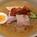 刺身居酒屋 大 - 冷麺(大盛り)