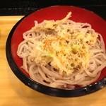 涼太郎 - 肉汁天付つけめんL(麺)