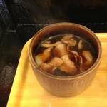 涼太郎 - 肉汁天めん付つけつゆ