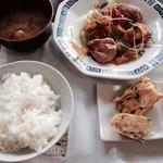 キッチンわかば - 料理写真:ランチ500円