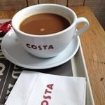 Costa - ドリンク写真:コーヒーカップでかっ