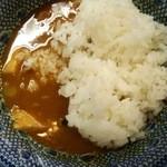 麺屋神 中川會 - カレ変ライス