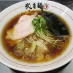 武者麺 SEA - 料理写真: