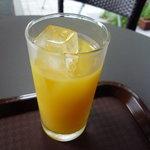 ディンギー - ☆冷んやりオレンジジュースと♪☆