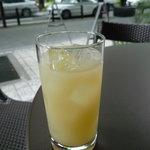 ディンギー - ☆すっきりグレープフルーツジュースをゴクリ(^u^)☆