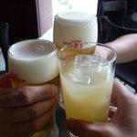 ディンギー - ☆すぐに2回目の乾杯です(^◇^)☆