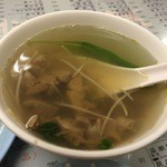 文慶雞 - 下水湯