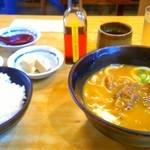 あさひ - カレーうどん&定食  980円