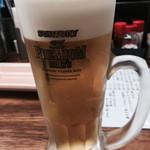 堂島精肉店 - プレモル600円