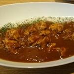 カレーや うえの - チキンカレー   (ランチ)    ¥500