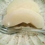 神楽坂寿司幸 - 梨