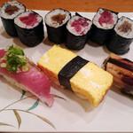 神楽坂寿司幸 - にぎり二皿目