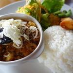 サラサ麩屋町Pausa - 週末の定食プレートA