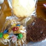 サラサ麩屋町Pausa - クッキー