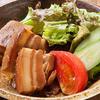Okinawaryourikachashi - 料理写真:とろとろラフテー◇丁寧に仕込みから6時間以上かけて作ります!