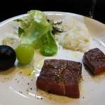 山猫軒 - ミスジのステーキ