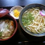 4193841 - ミニカツ丼セット