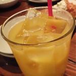 タント - ドリンクも豊富で日本酒もおすすめ地酒がいくつかあり、山法師(二合/1650円)や雪の茅舎(二合/1450円)、ノンアルカクテルのシャーリーテンプルやキウイミルク、シンデレラも美味しかったよ!