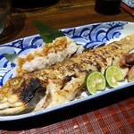 和食家 金魚 - 白アマダイの焼物